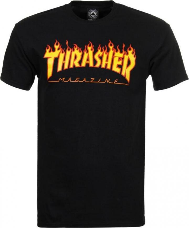 T-Shirt Thrasher Flame