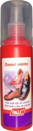 Desodorizante para calçados