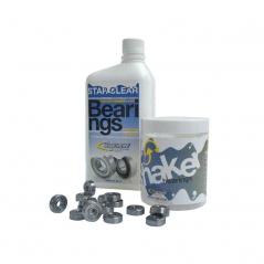 Liquido limpeza de rolamentos com shaker Roll-Line