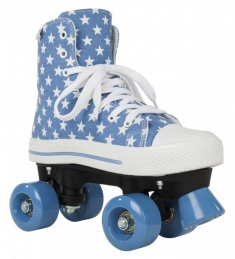 Patins Completos ROOKIE Canvas High Stars