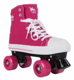 Patins Completos ROOKIE Canvas High