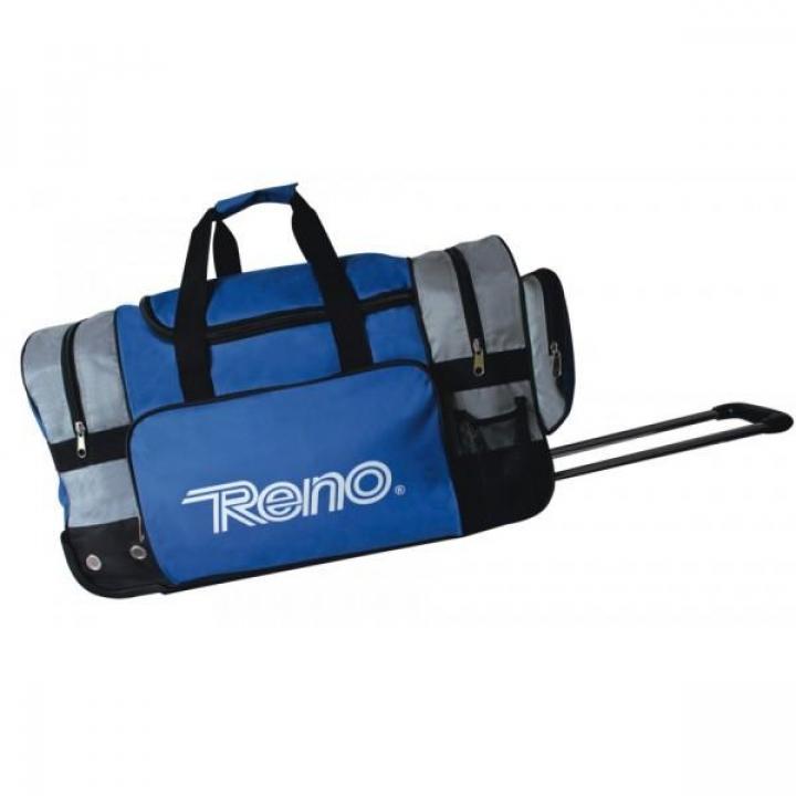 Trolley Reno T80 para patins na cor azul (única)
