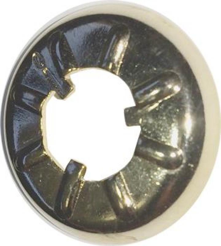 Anilha superior dentada Roll-Line Energy - Dourada