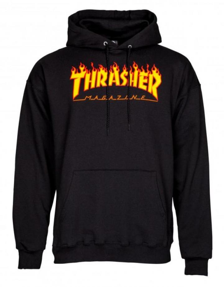 Sweat Thrasher Flame