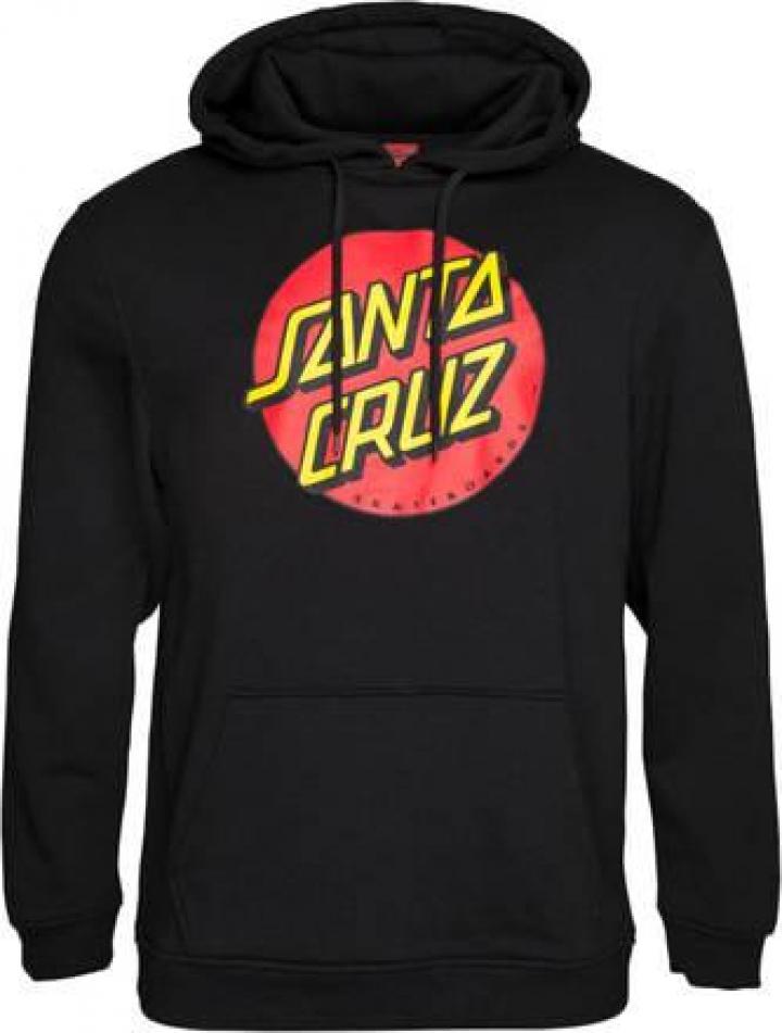 Sweat Santa Cruz com capuz Classsic Dot