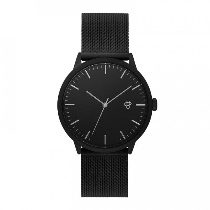 Relógio 14232TT Nando Black Silver