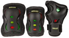 Protecções Bullet Blast Triple Padset