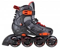 Patins Completos Skatelife NITRO FREESTYLE Ajustável do 31 ao 34.