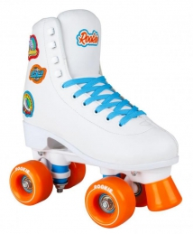 Patins Completos ROOKIE Fever White