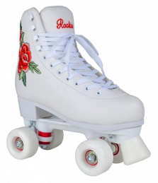 Patins Completos ROOKIE Rosa White