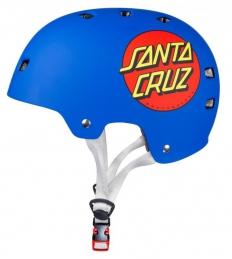 Capacete Bullet Santa Cruz - Tamanho L 58-61 cm.