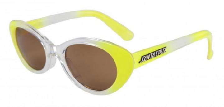 Óculos Santa Cruz Solar Women Tropicana Yellow