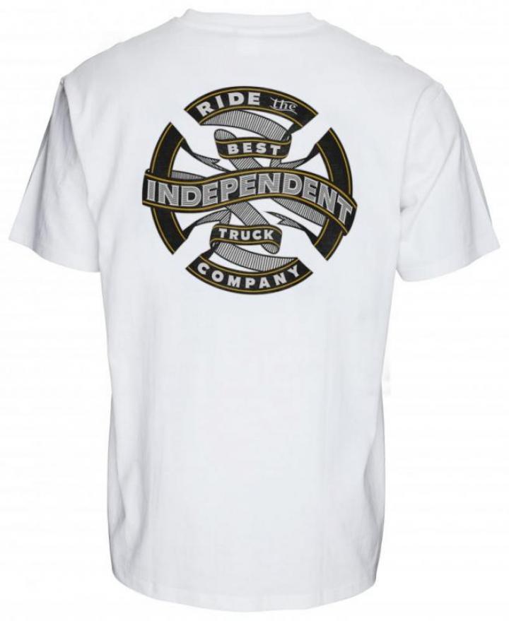 T-Shirt Independent BC RIBBON